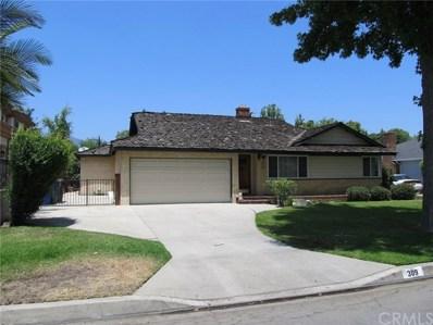 309 E Las Flores Avenue, Arcadia, CA 91006 - MLS#: AR18145133