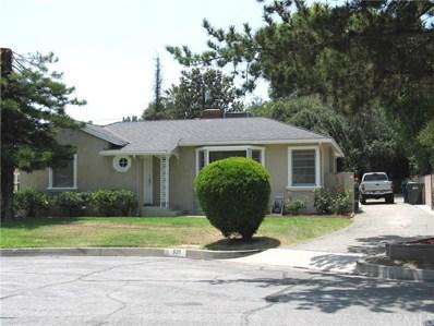 601 Hacienda Drive, Monrovia, CA 91016 - MLS#: AR18150931