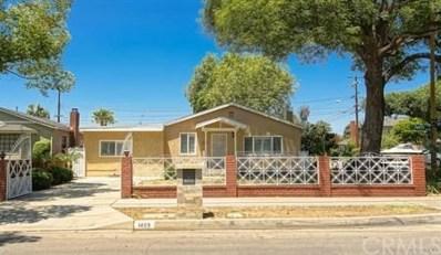 1409 S 10th Avenue, Arcadia, CA 91006 - MLS#: AR18151055