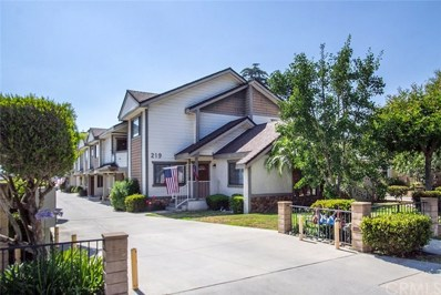 219 Violet Avenue UNIT D, Monrovia, CA 91016 - MLS#: AR18152764