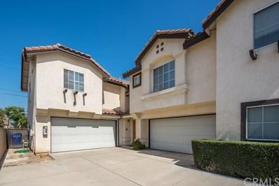5639 N Earle Street UNIT C, San Gabriel, CA 91776 - MLS#: AR18154316