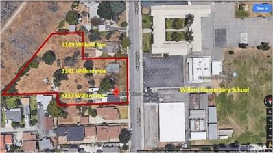 3133 Willard Avenue, Rosemead, CA 91770 - MLS#: AR18156022