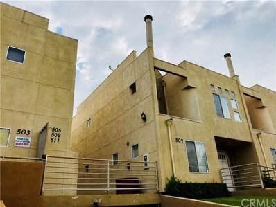 503 N 3rd Street UNIT D, Alhambra, CA 91801 - MLS#: AR18167245