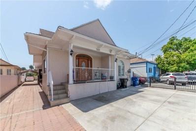 1635 S Berendo Street, Los Angeles, CA 90006 - MLS#: AR18167933