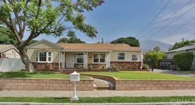 607 W Palm Avenue, Monrovia, CA 91016 - MLS#: AR18168785