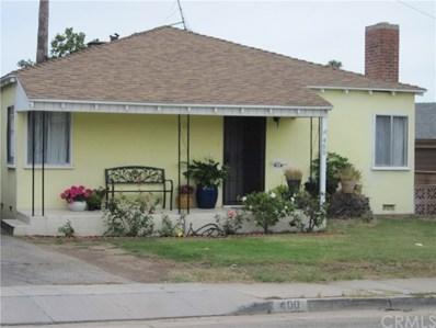 400 San Pasqual Drive, Alhambra, CA 91801 - MLS#: AR18170930