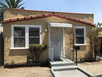 760 Elmira Street UNIT 8, Pasadena, CA 91104 - MLS#: AR18171573
