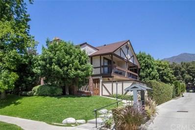 395 Mariposa Avenue UNIT F, Sierra Madre, CA 91024 - MLS#: AR18176713