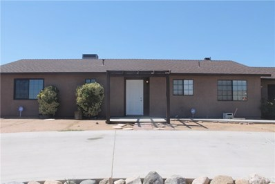 58015 Carlyle Drive, Yucca Valley, CA 92284 - MLS#: AR18177783