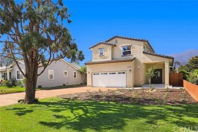 3775 Blanche Street, Pasadena, CA 91107 - MLS#: AR18181115