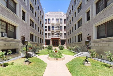 2121 James M Wood Boulevard UNIT 406, Los Angeles, CA 90006 - MLS#: AR18183311