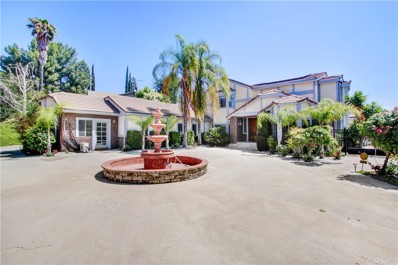 12929 South Lane, Redlands, CA 92373 - MLS#: AR18191597