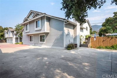 765 Ocean View Avenue UNIT B, Monrovia, CA 91016 - MLS#: AR18192663