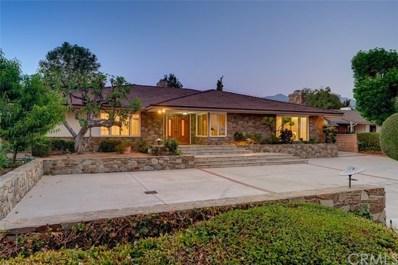 465 Harvard Drive, Arcadia, CA 91007 - MLS#: AR18199026
