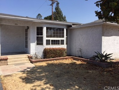 231 E Wyland Way, Monrovia, CA 91016 - MLS#: AR18200519