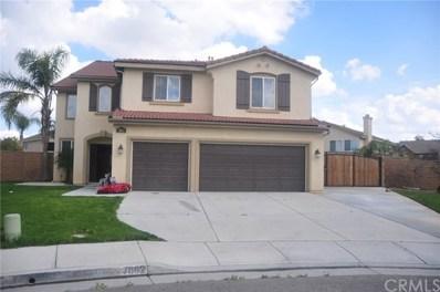 7862 Jeannie Ann Circle, Eastvale, CA 92880 - MLS#: AR18200626