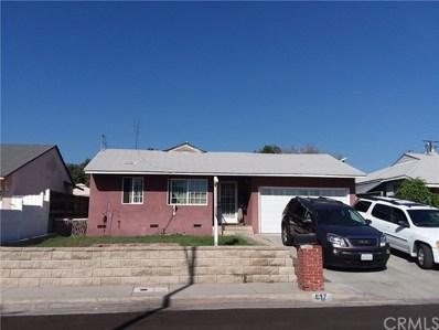 617 Newington Street, Duarte, CA 91010 - MLS#: AR18201266