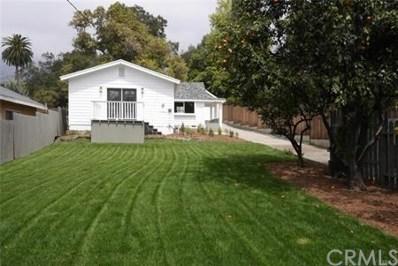 423 E Pine Street, Altadena, CA 91001 - MLS#: AR18206967