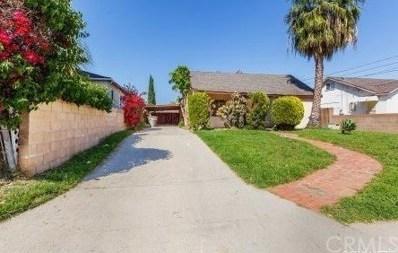 11809 Killian Street, El Monte, CA 91732 - MLS#: AR18207679