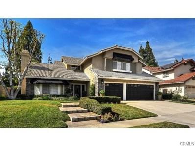 16925 Mariah Court, Yorba Linda, CA 92886 - MLS#: AR18210436