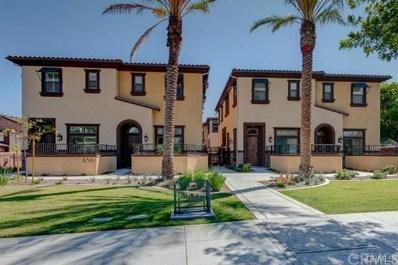 656 W Huntington Drive UNIT O-1, Arcadia, CA 91007 - MLS#: AR18211438