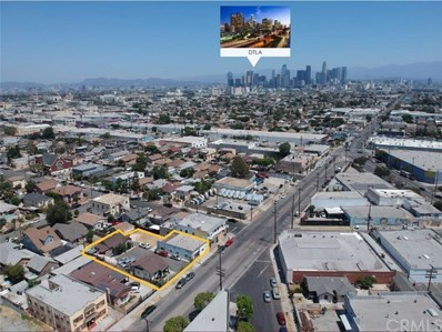 3605 S San Pedro Street, Los Angeles, CA 90011 - MLS#: AR18212247