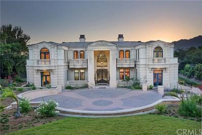 165 Circle Drive, Bradbury, CA 91008 - MLS#: AR18212332