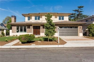 201 San Miguel Drive, Arcadia, CA 91007 - MLS#: AR18213752