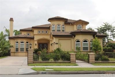 1340 S 6th Avenue, Arcadia, CA 91006 - MLS#: AR18215841