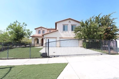 15408 Adams Lane, Fontana, CA 92336 - MLS#: AR18223541