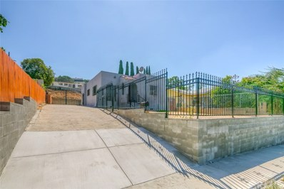 1206 W Newmark Avenue, Monterey Park, CA 91754 - MLS#: AR18228919
