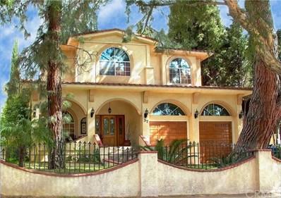 37 W Highland Avenue, Sierra Madre, CA 91024 - MLS#: AR18231973