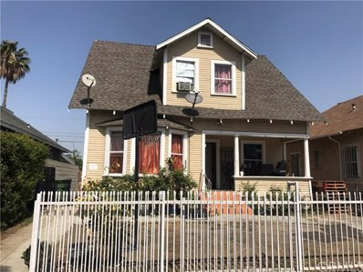 721 E 42nd Place, Los Angeles, CA 90011 - MLS#: AR18234941