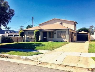 1315 Idlewood Road, Glendale, CA 91202 - MLS#: AR18239771