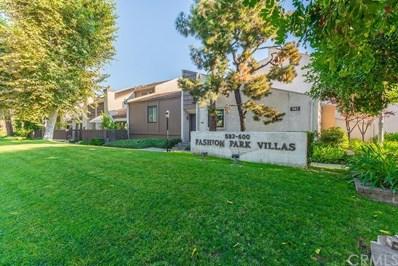 582 W Huntington Drive UNIT L, Arcadia, CA 91007 - MLS#: AR18240021