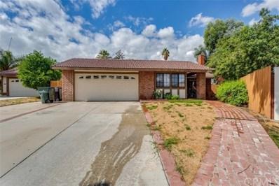 11871 Minuteman Drive, Riverside, CA 92503 - MLS#: AR18240414