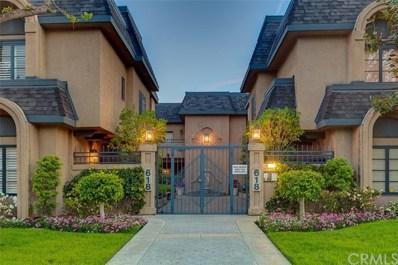 618 Fairview Avenue UNIT 121, Arcadia, CA 91007 - MLS#: AR18243252