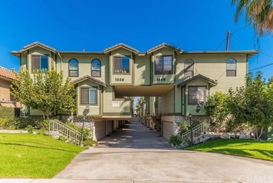 1340 S Mayflower Avenue UNIT F, Monrovia, CA 91016 - MLS#: AR18244505
