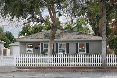 510 W Colorado Boulevard, Monrovia, CA 91016 - MLS#: AR18244781