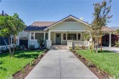 367 N Myrtle Avenue, Monrovia, CA 91016 - MLS#: AR18249447