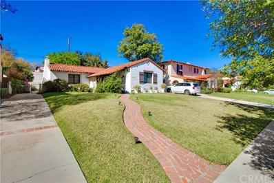 2727 N Fleur Drive, San Marino, CA 91108 - MLS#: AR18252366