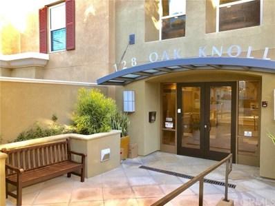 128 N Oak Knoll Avenue UNIT 317, Pasadena, CA 91101 - MLS#: AR18256255