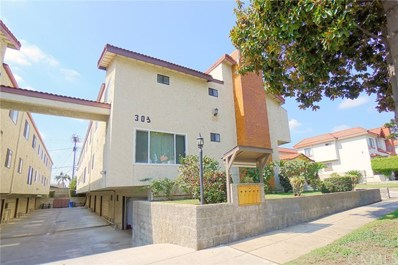 303 N Stoneman Avenue UNIT A, Alhambra, CA 91801 - MLS#: AR18257856