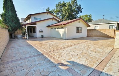 1005 S Olive Avenue UNIT B, Alhambra, CA 91801 - MLS#: AR18261734