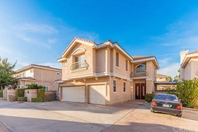 330 Sefton Avenue UNIT A, Monterey Park, CA 91755 - MLS#: AR18266114