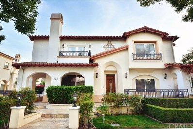 322 Allendale Road UNIT 102, Pasadena, CA 91106 - MLS#: AR18266412