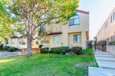 1810 Cedar Street UNIT F, Alhambra, CA 91801 - MLS#: AR18268139