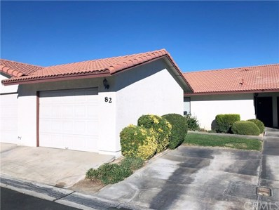 27535 Lakeview Drive UNIT 82, Helendale, CA 92342 - MLS#: AR18270735