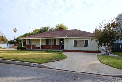 418 E Las Flores Avenue, Arcadia, CA 91006 - MLS#: AR18273261