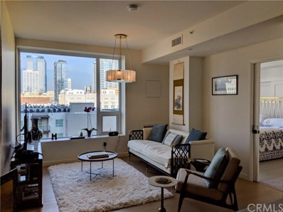 1050 S Grand Avenue UNIT 1008, Los Angeles, CA 90015 - MLS#: AR18275053